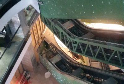 Demontering_av_rulltrappor_på_PUB_Stockholm_2
